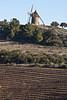 Moulin Félines Minervois - Aude (fredgauthe) Tags: sky mountain france colors montagne landscape moulin couleurs paisaje colores ciel cielo paysage aude vignes languedoc minervois