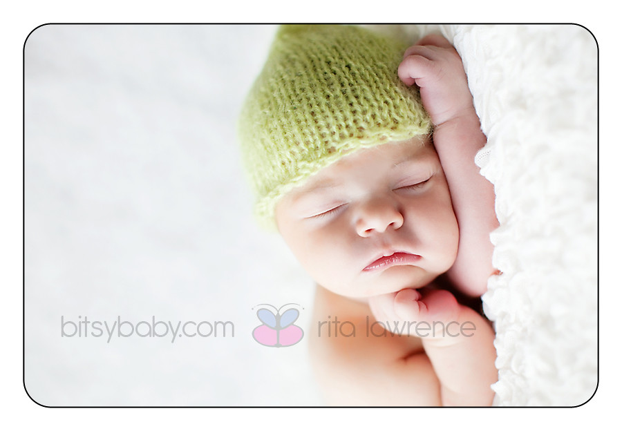 Bitsy Baby Newborn Photography 1