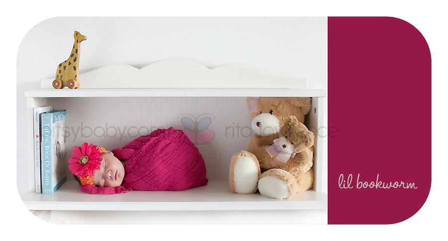 Bitsy Baby Newborn Photography 5