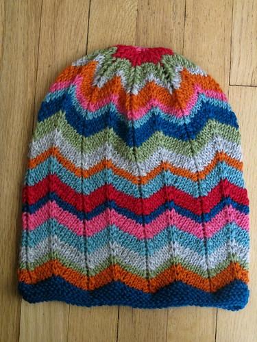 Rainbow Brite hat