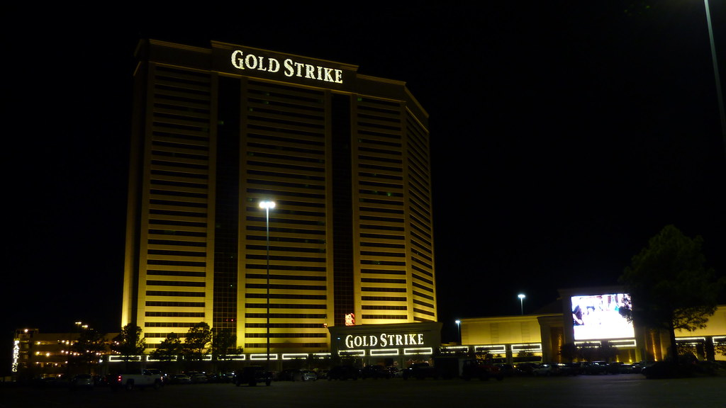 Gold Strike Resort and Casino, Tunica Resorts, MS
