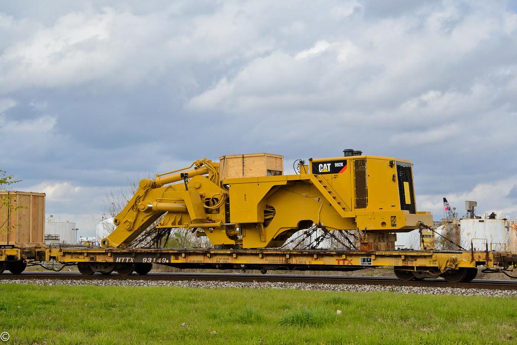 CAT 992k Wheel Loader