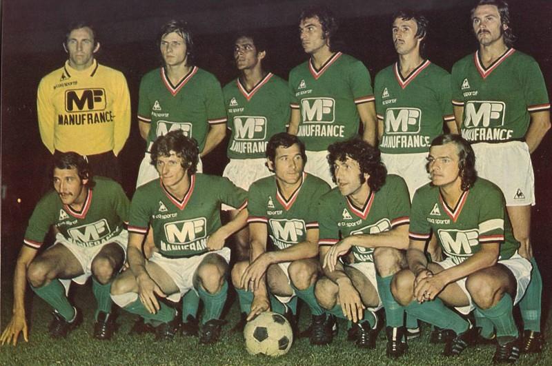 Saint-Etienne 1974-75