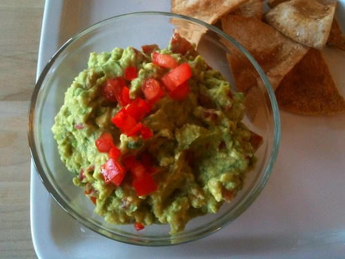game for guacamole any day. What could be simpler (or more ...