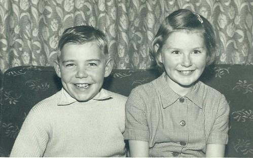 Jim and Evelyn Fraser 1960s