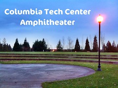 Columbia Tech Center Amphitheater in Vancouver WA