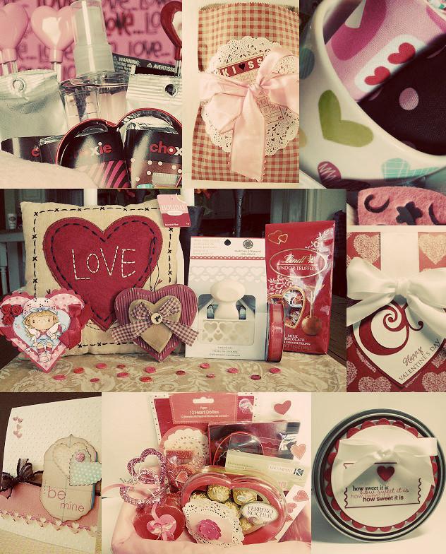 ValentineGiftExchangePictures