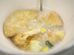 Hot pie soup