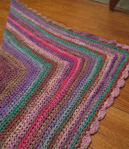 Free Crochet Pattern For Triangular Prayer Shawl : Crochet Patterns Free Shawl Triangle images