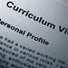 Consejos para tu Curriculum Vitae