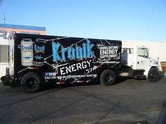 Kronik Energy Drink Wrap