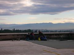 Sguardo sul tetto (Vulcano Statale) Tags: ondaanomala vulcanostatale surfistidautunno