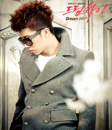 "Wooyoung's Photoshoot As Jason in ""Dream High"" Episode 9"