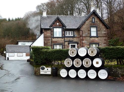 Glengoyne Whisky Distillery,