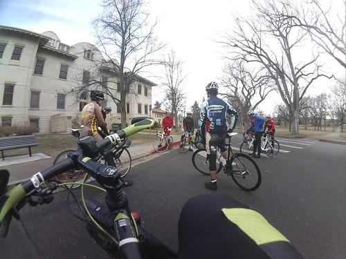 Oval Ride - Feb 5