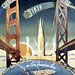 SF World's Fair, 1939 Poster