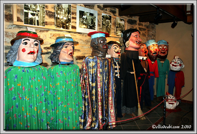 3 Museo de Cabezudos