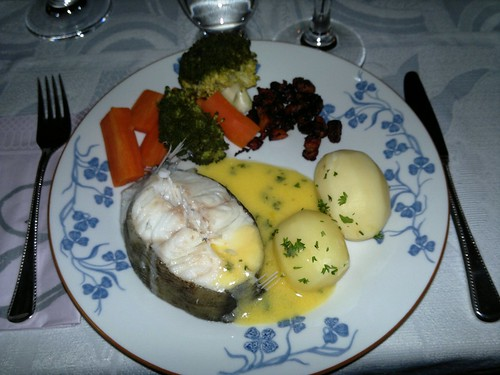 Cod Fish with cream sauce from Norway #1