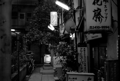 三軒茶屋夕暮れ散歩3