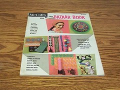 McCalls Step by Step Bazaar Book (RayvenVintage) Tags: english by vintage magazine book crafts craft paperback step instructions how 1960s bazaar collectible crafting mccalls