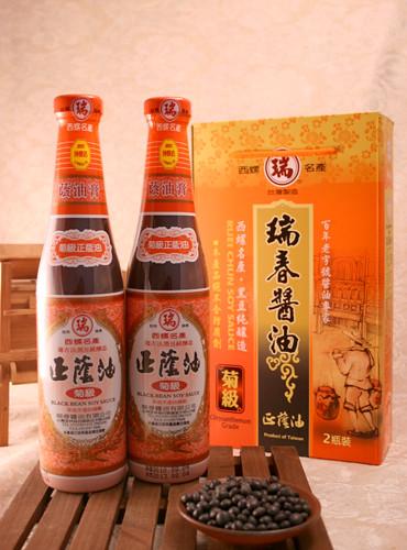 瑞春醬油,西螺名產
