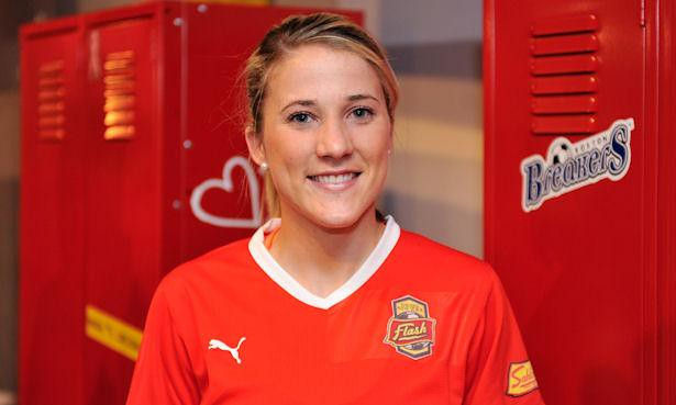 Becky Edwards, Western New York Flash