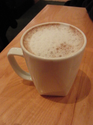 The Steeping Room, Austin, TX - Chocolate Chipotle Chai