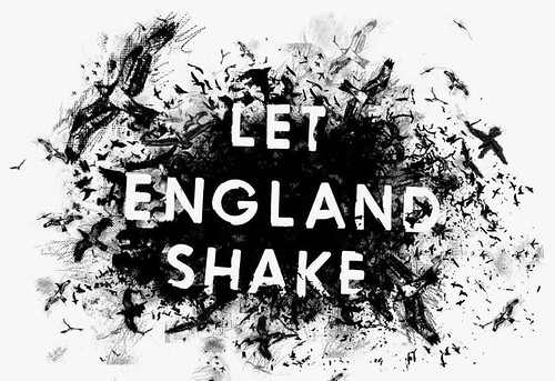 PJ Harvey's Let England Shake