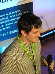 Jan Řezáč (hassmanm) Tags: prague conference pitch ipo filosof rezac ipo48