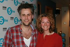 Kate Humble (BBC Radio 5 live) Tags: bacon kate 5 live spice trail richard bbc humble springwatch 5live
