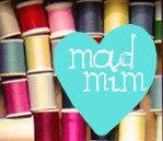 mad mim button