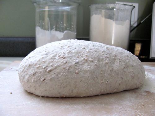 Michael Smith's No-Knead Country Bread