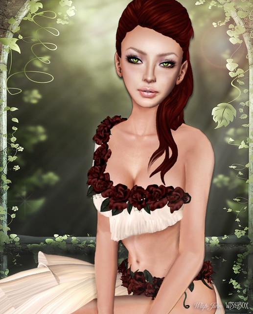 Summer Aphrodisiac Portrait