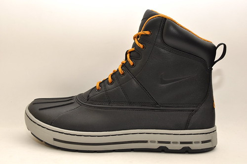 Nike Woodside - Black/Orange