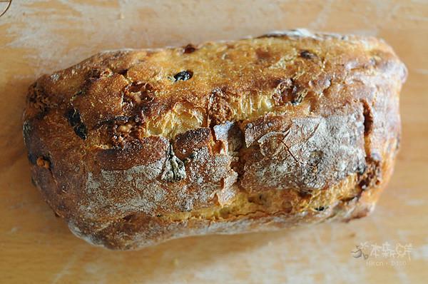 蕃茄起司麵包