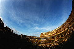 Rome (Kate_Lokteva) Tags: travel italy rome roma europe italia it colosseum coliseo europeanunion lazio colosseo colise kolosseum travelphotography 2011  coliseoderoma january2011