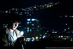 Self Portrait (diegorodriguez19) Tags: light portrait luz bulb self autoretrato bombillo