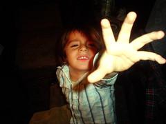 reach (calina_) Tags: cute contrast kid expressive reach touchthesky