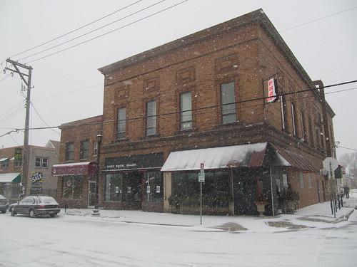 Rogue Buddha Gallery and Northeast Social Club