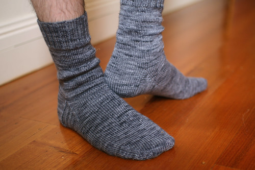 Man socks!