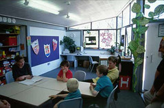 View of Classroom Interior