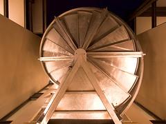Night Image of Stair