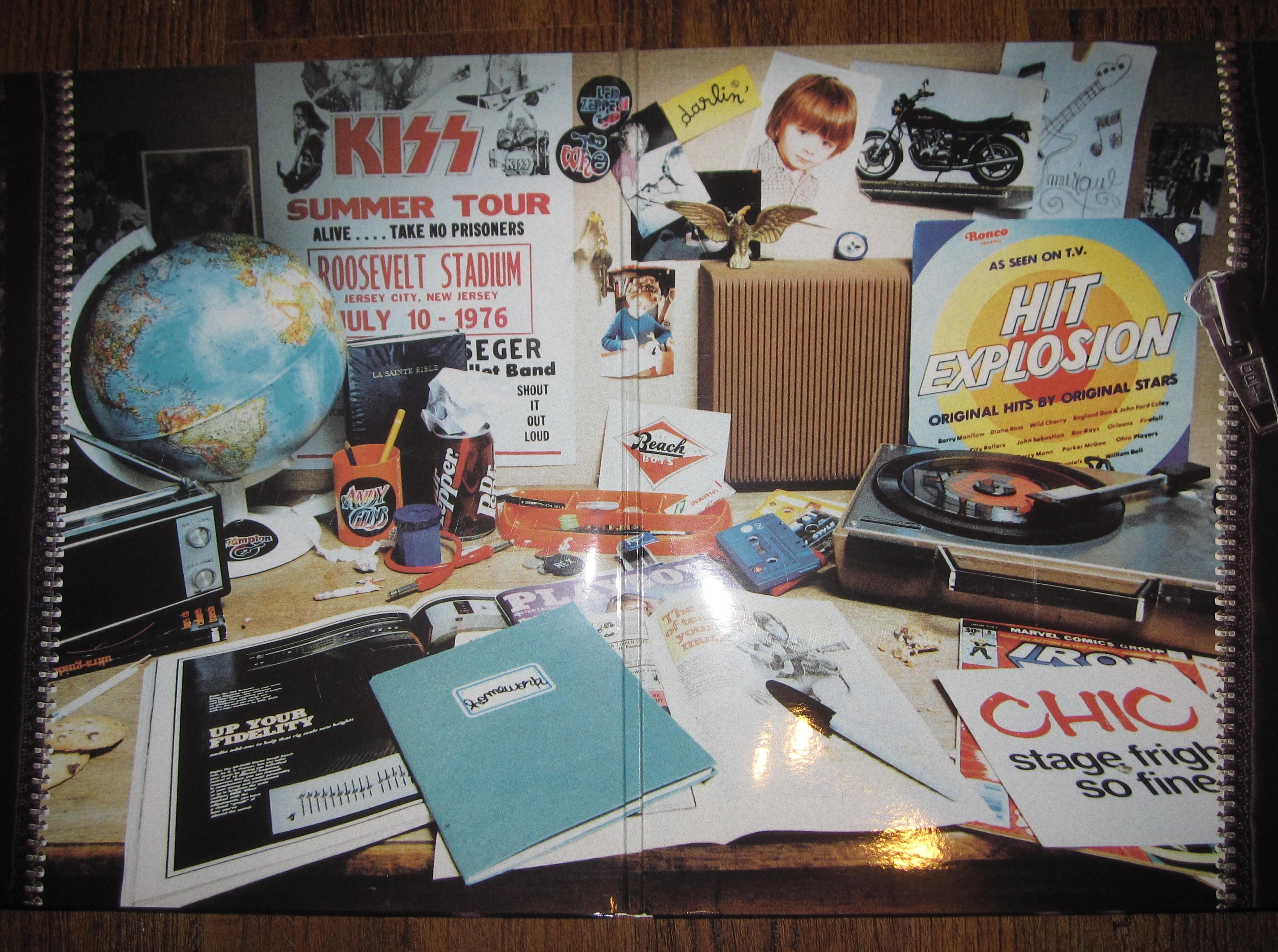 Daft punk cover homework