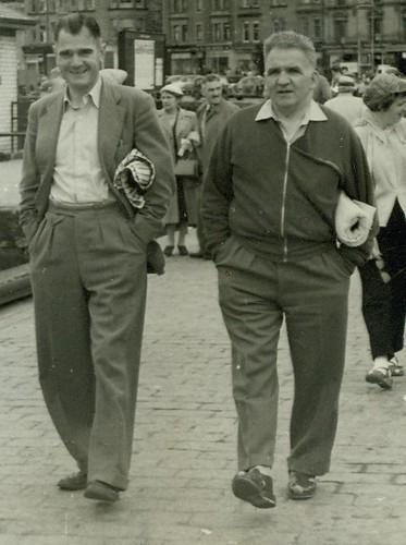 George Robertson 1957