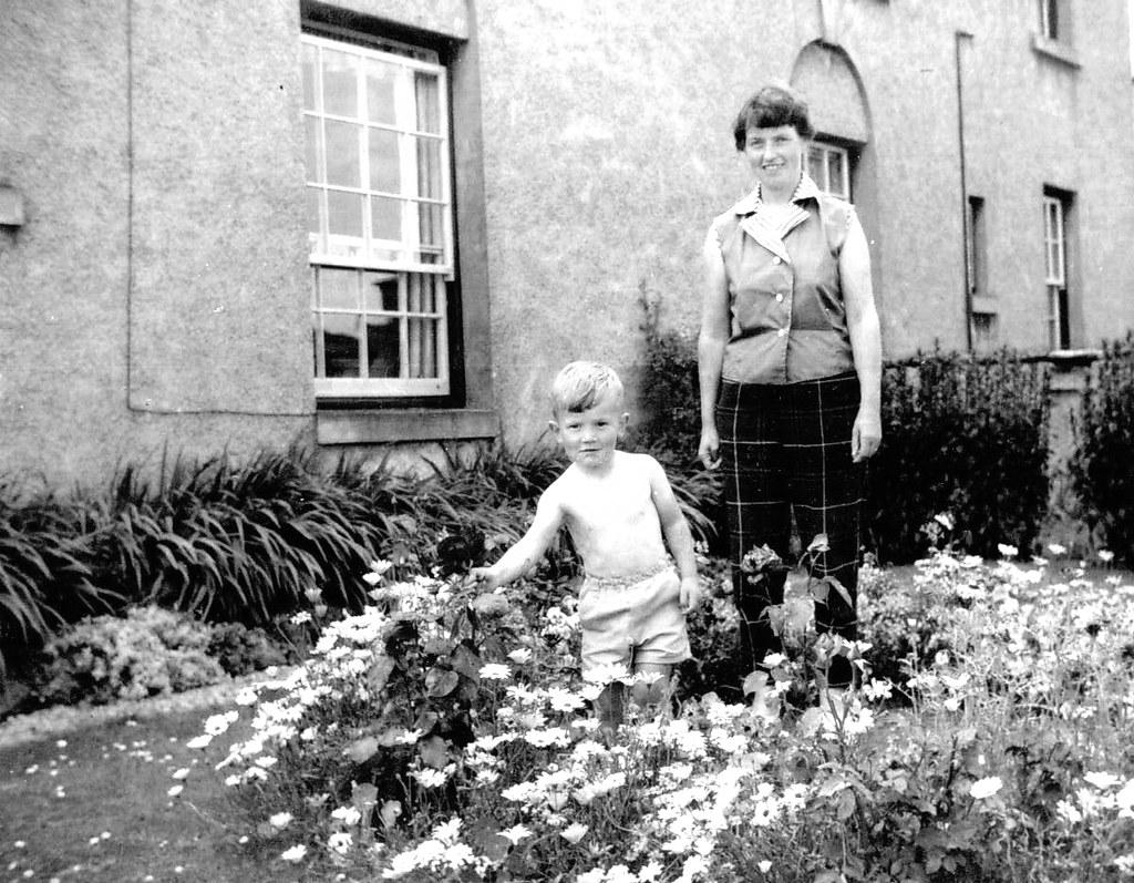 Glenn McCreath and Jenny McCreath 1960