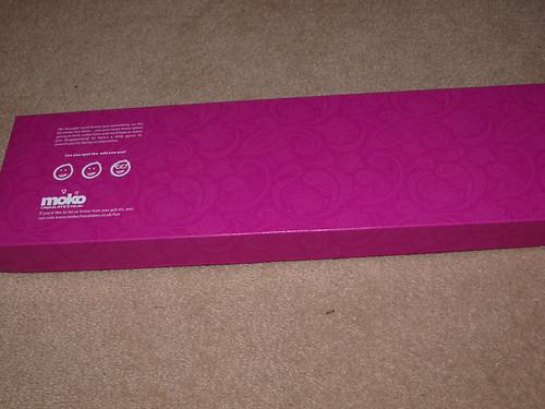 Moko Chocoholics Truffle Box