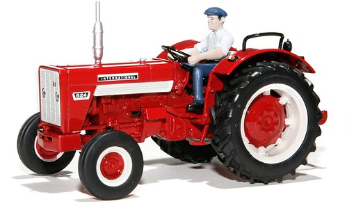 Replicagri International Harvester 624