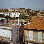 Skyline of Nice