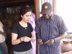 Avec Traoré: vérification des bons de distribution