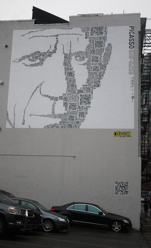 QR CODE Picasso